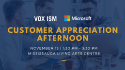 Customer Appreciation Afternoon