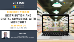 Distribution and digital commerce with Microsoft_VOX ISM